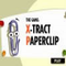 X-Tract Paperclip