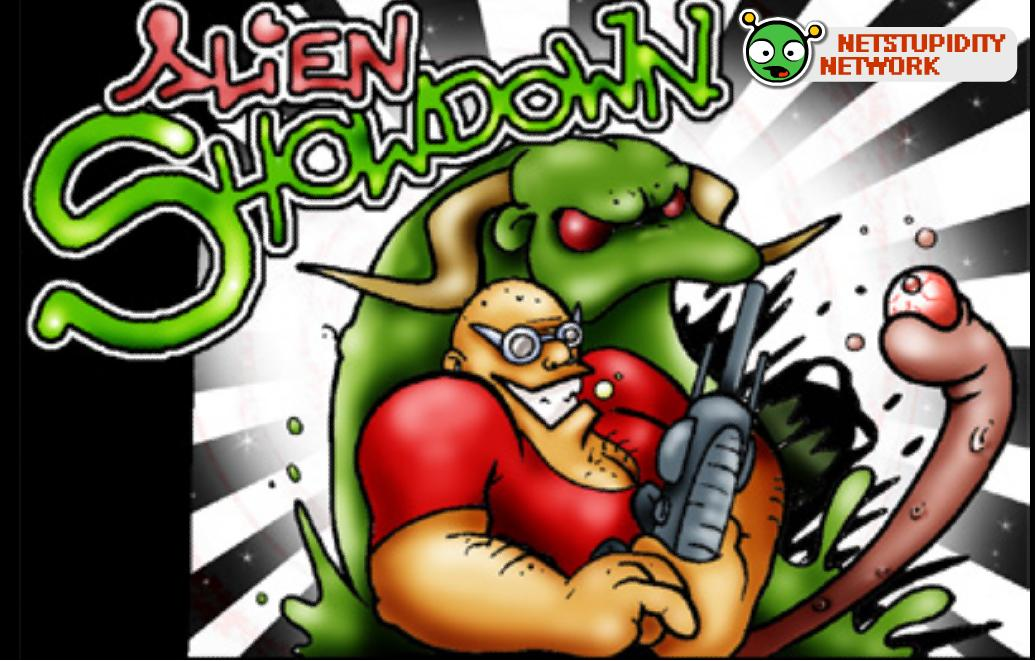 Alienshowdown